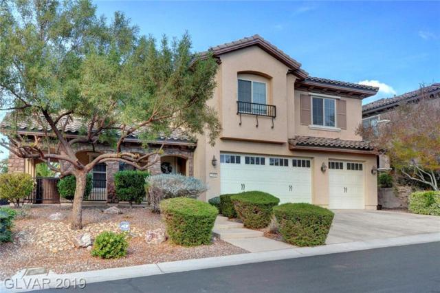 2408 Luberon, Henderson, NV 89044 (MLS #2098952) :: Signature Real Estate Group