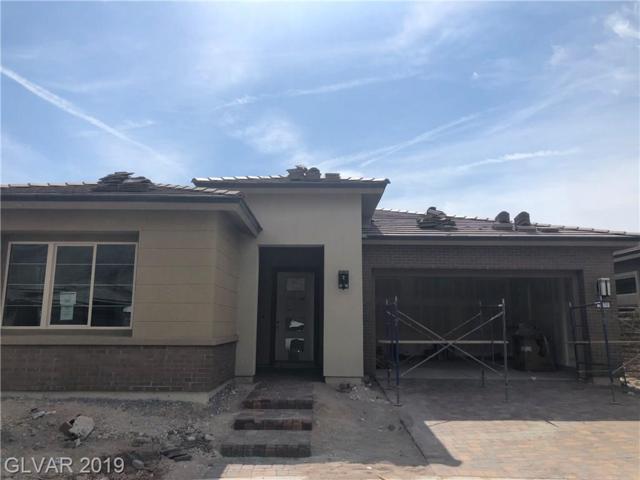 3070 Mount Oak, Las Vegas, NV 89138 (MLS #2105251) :: The Snyder Group at Keller Williams Marketplace One