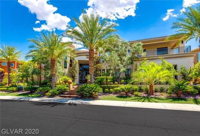 1493 Foothills Village, Henderson, NV 89012 (MLS #2120841) :: Signature Real Estate Group