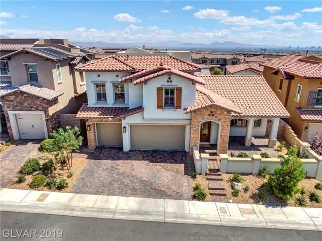 366 Capistrano Vistas, Las Vegas, NV 89138 (MLS #2134095) :: Vestuto Realty Group