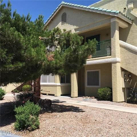 1401 Linnbaker Lane #101, Las Vegas, NV 89110 (MLS #2151108) :: The Shear Team