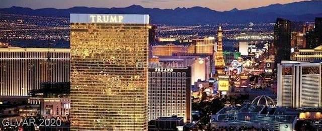 2000 Fashion Show Drive #1800, Las Vegas, NV 89109 (MLS #2162524) :: Signature Real Estate Group
