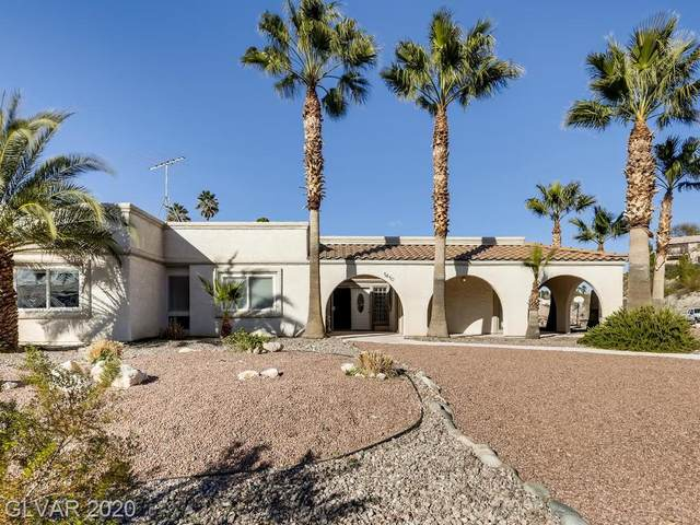 1410 Highland, Boulder City, NV 89005 (MLS #2168627) :: Vestuto Realty Group