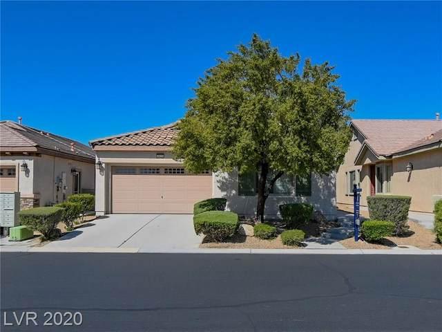 5925 Saratoga Reserve Street, North Las Vegas, NV 89081 (MLS #2170615) :: Signature Real Estate Group