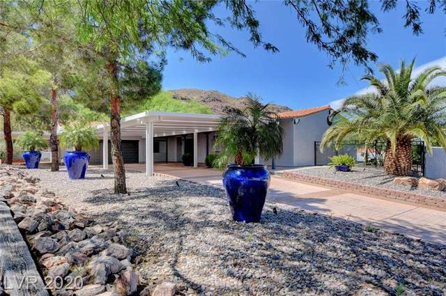694 Marina Drive, Boulder City, NV 89005 (MLS #2170778) :: Vestuto Realty Group