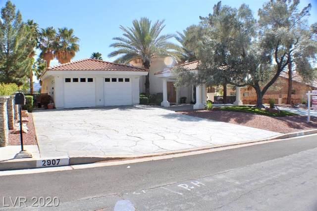 2907 La Mesa Drive, Henderson, NV 89014 (MLS #2174956) :: The Lindstrom Group