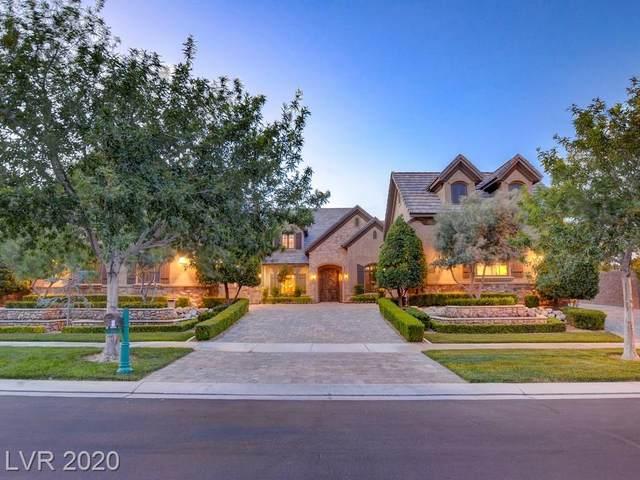 30 Greenside, Las Vegas, NV 89141 (MLS #2178623) :: Vestuto Realty Group