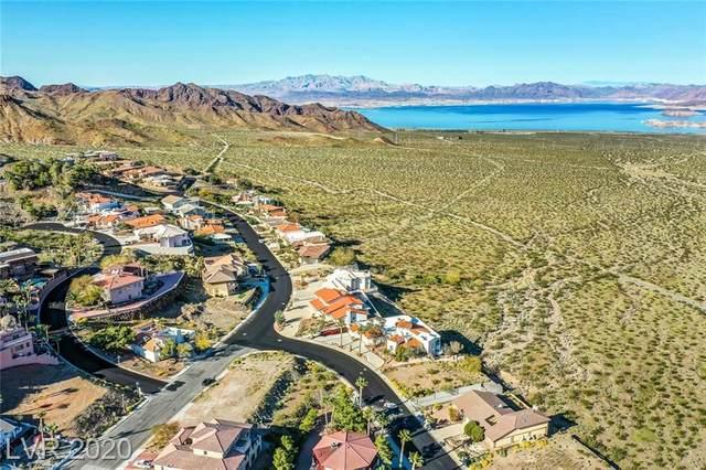 1016 Keys, Boulder City, NV 89005 (MLS #2185816) :: Signature Real Estate Group