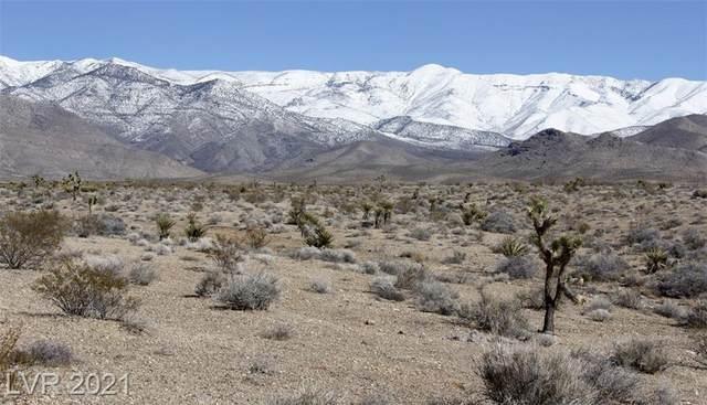 Blue Diamond (Highway 160), Las Vegas, NV 89124 (MLS #2196227) :: Team Michele Dugan