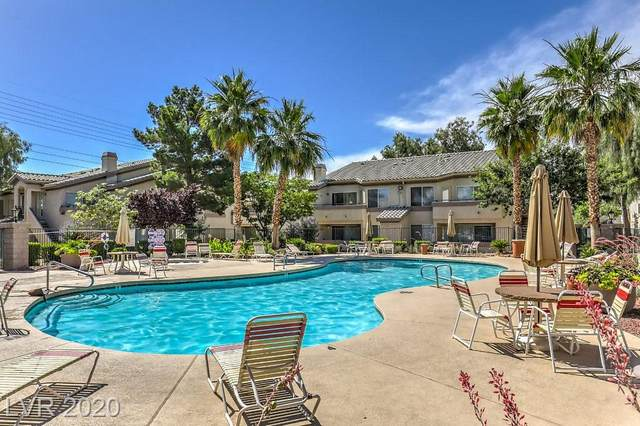 5710 Tropicana Avenue #2159, Las Vegas, NV 89122 (MLS #2212129) :: Billy OKeefe | Berkshire Hathaway HomeServices