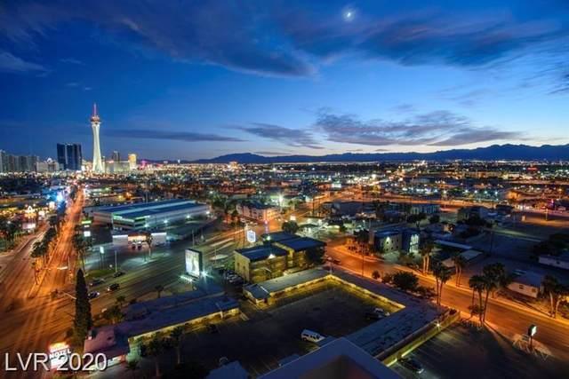 353 Bonneville Avenue #910, Las Vegas, NV 89101 (MLS #2212887) :: The Mark Wiley Group | Keller Williams Realty SW