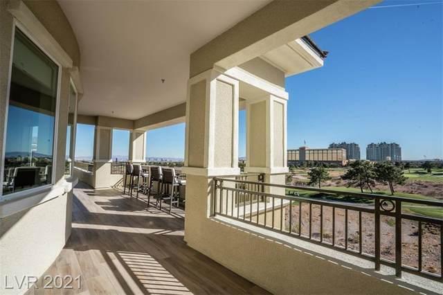 9125 Las Manaitas Avenue #402, Las Vegas, NV 89144 (MLS #2213130) :: DT Real Estate
