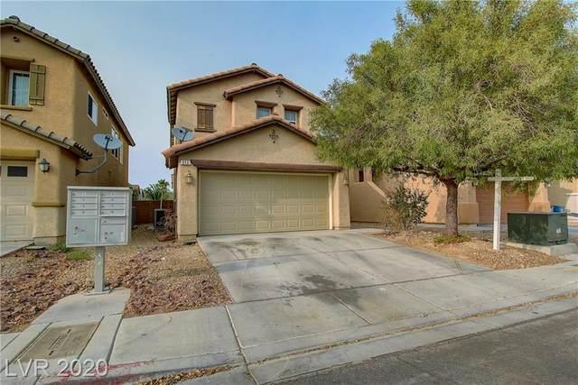 312 Windsor Ridge Avenue, Las Vegas, NV 89183 (MLS #2214445) :: Hebert Group | Realty One Group