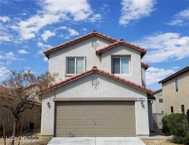 9539 Colorado Blue Street, Las Vegas, NV 89123 (MLS #2218754) :: Jeffrey Sabel