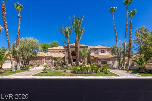 39 Princeville Lane, Las Vegas, NV 89113 (MLS #2219570) :: The Lindstrom Group
