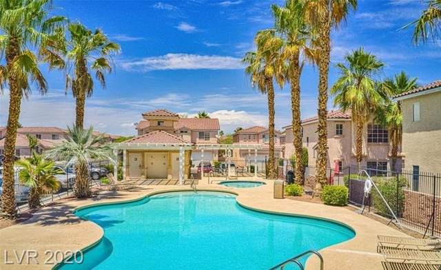50 Belle Soleil Avenue, Las Vegas, NV 89123 (MLS #2221541) :: Kypreos Team