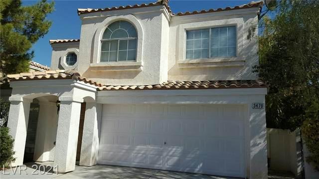 3470 White Mission Drive, Las Vegas, NV 89129 (MLS #2222155) :: Custom Fit Real Estate Group