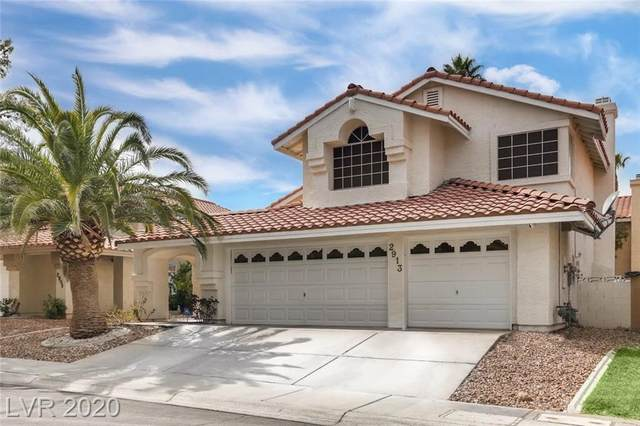 2913 Reef Bay Lane, Las Vegas, NV 89128 (MLS #2223420) :: The Mark Wiley Group | Keller Williams Realty SW