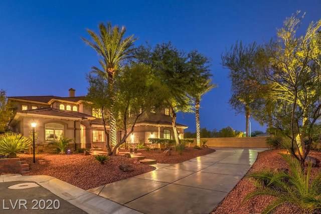 9608 Doraville Avenue, Las Vegas, NV 89149 (MLS #2231208) :: Jeffrey Sabel