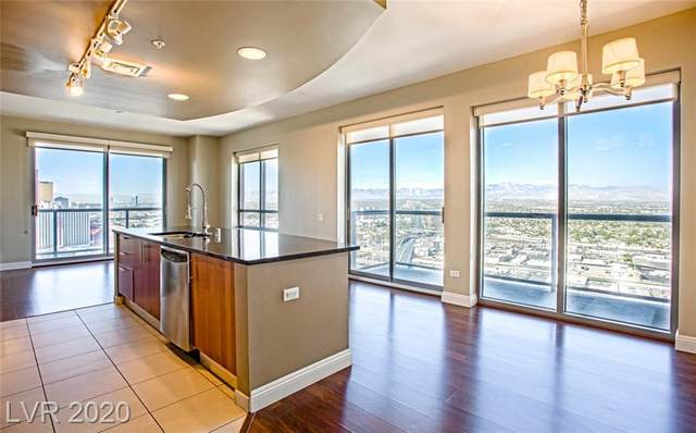 200 Sahara Avenue #3401, Las Vegas, NV 89102 (MLS #2233041) :: The Perna Group
