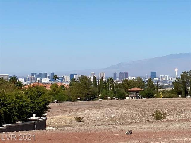 1300 Corcovado Court, Henderson, NV 89052 (MLS #2233547) :: The Perna Group