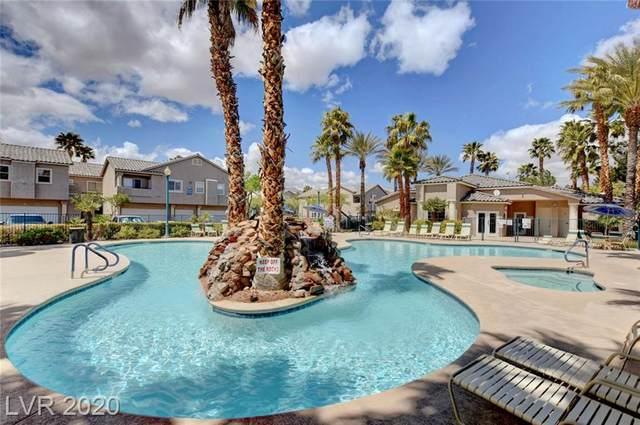 2100 Jade Creek Street #203, Las Vegas, NV 89117 (MLS #2233891) :: The Perna Group