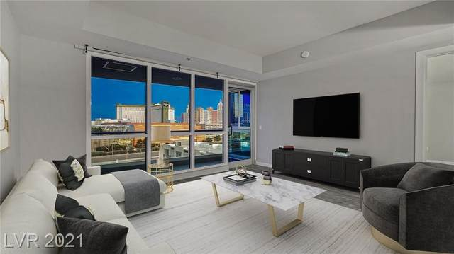4575 Dean Martin Drive #903, Las Vegas, NV 89103 (MLS #2236744) :: The Perna Group