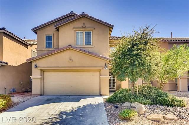 3917 Buteo Lane, North Las Vegas, NV 89084 (MLS #2238597) :: The Lindstrom Group
