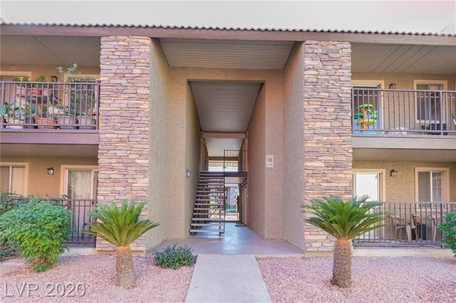 4390 Sandy River Drive #15, Las Vegas, NV 89103 (MLS #2243228) :: Signature Real Estate Group