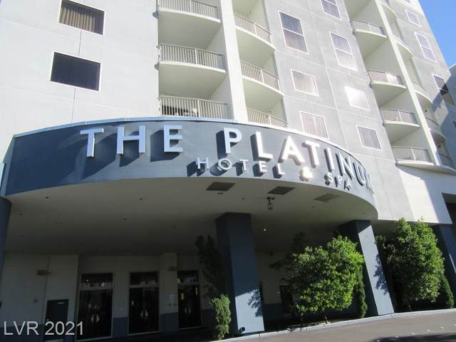 211 Flamingo Road #1411, Las Vegas, NV 89169 (MLS #2247047) :: DT Real Estate