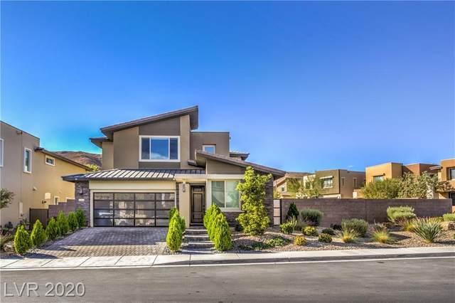 6005 Andezano Drive, Las Vegas, NV 89135 (MLS #2247936) :: Hebert Group | Realty One Group