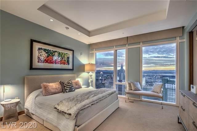 3750 S Las Vegas Boulevard #3401, Las Vegas, NV 89158 (MLS #2247974) :: Jeffrey Sabel