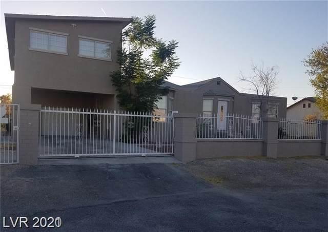 3439 Cox Street, North Las Vegas, NV 89032 (MLS #2249599) :: Vestuto Realty Group