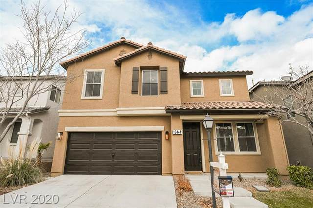 10444 Britton Hill Avenue, Las Vegas, NV 89129 (MLS #2256679) :: Vestuto Realty Group