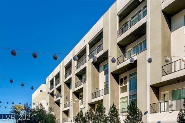 2775 Pebble Road #503, Las Vegas, NV 89123 (MLS #2257561) :: Signature Real Estate Group