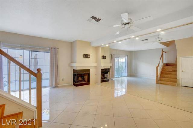1675 Normandy Way #613, Henderson, NV 89014 (MLS #2259854) :: The Lindstrom Group