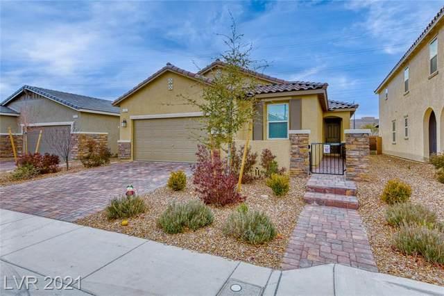 2924 Aragon Terrace Way, Henderson, NV 89044 (MLS #2262001) :: Vestuto Realty Group