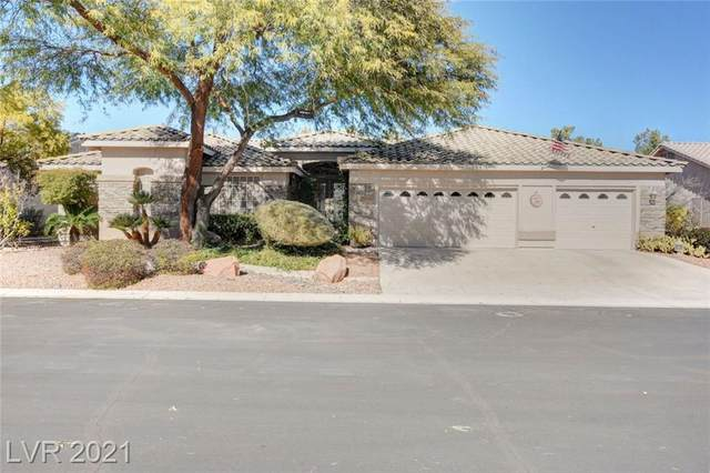 1260 Athens Point Avenue, Las Vegas, NV 89123 (MLS #2265793) :: Jeffrey Sabel
