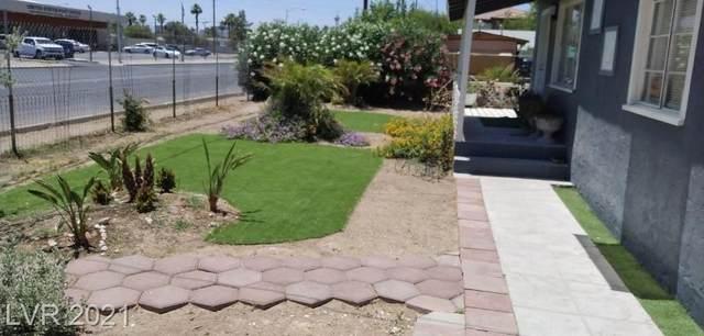 2846 Cedar Street, Las Vegas, NV 89104 (MLS #2268512) :: Galindo Group Real Estate