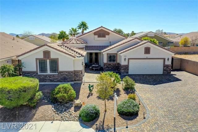 9323 Column Cactus Street, Las Vegas, NV 89139 (MLS #2269432) :: Jeffrey Sabel