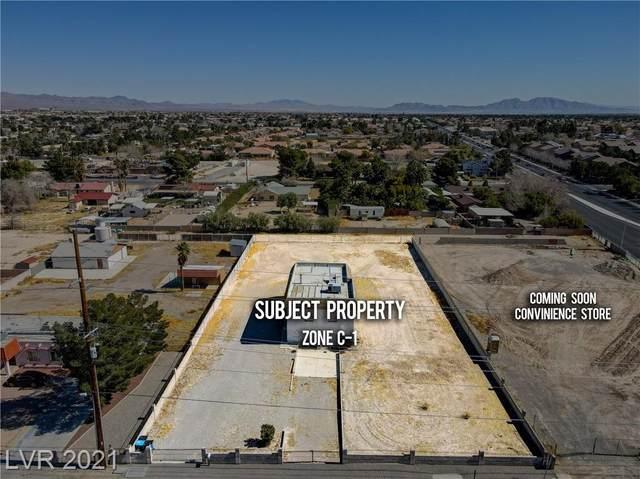 5640 N Rainbow Boulevard, Las Vegas, NV 89130 (MLS #2271766) :: Jeffrey Sabel