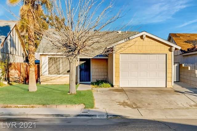 418 Linn Lane, Las Vegas, NV 89110 (MLS #2273176) :: Vestuto Realty Group