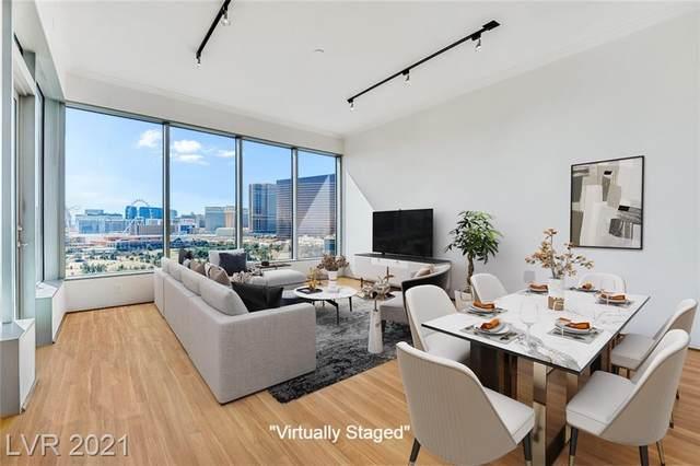 360 Desert Inn Road #1702, Las Vegas, NV 89109 (MLS #2273441) :: Custom Fit Real Estate Group