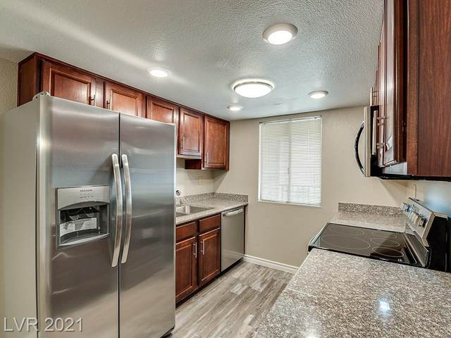 4941 River Glen Drive #1, Las Vegas, NV 89103 (MLS #2276335) :: Signature Real Estate Group