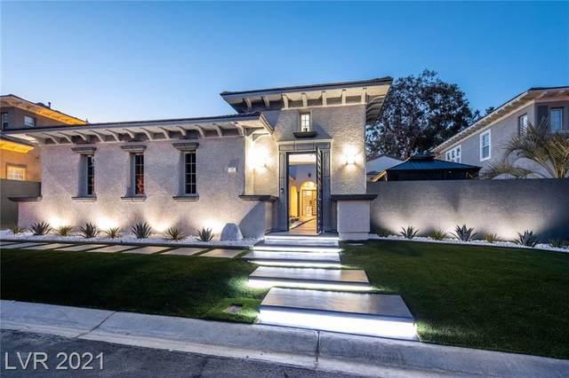 425 Grand Augusta Lane, Las Vegas, NV 89144 (MLS #2277139) :: Signature Real Estate Group