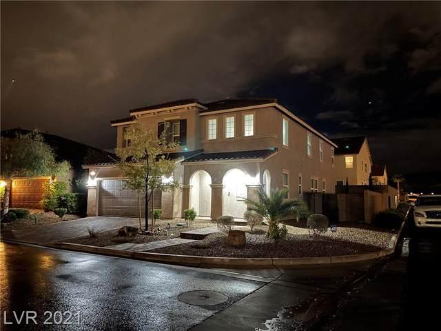 7861 Hamilton Pool Drive, Las Vegas, NV 89113 (MLS #2277913) :: The Perna Group