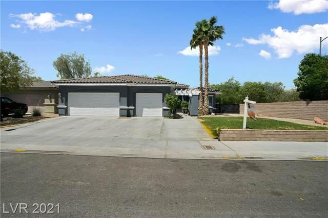 7723 Calm Waters Street, Las Vegas, NV 89131 (MLS #2277942) :: Signature Real Estate Group