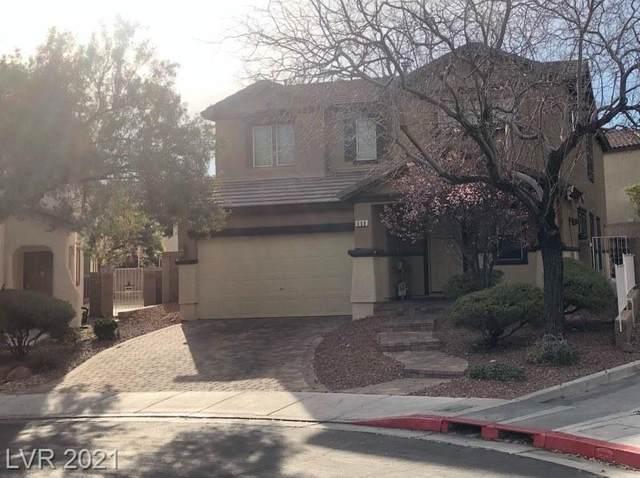 668 Desert Passage Street, Henderson, NV 89002 (MLS #2285565) :: Billy OKeefe   Berkshire Hathaway HomeServices
