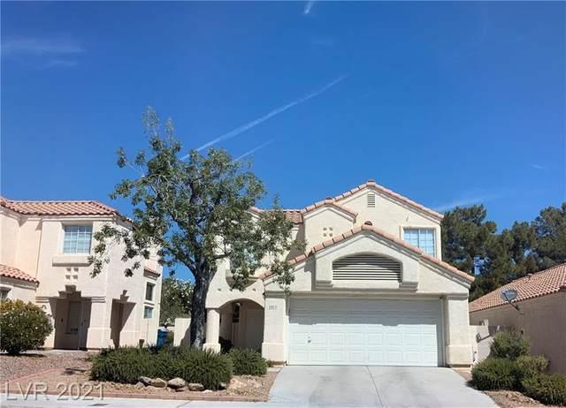1813 Derbyshire Drive, Las Vegas, NV 89117 (MLS #2285973) :: Lindstrom Radcliffe Group