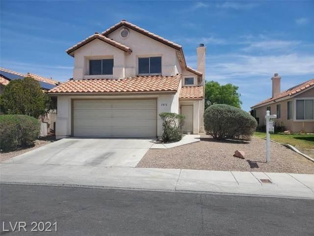 1856 Spangle Drive, Las Vegas, NV 89108 (MLS #2289951) :: Jeffrey Sabel